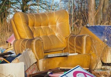 Walk-In Skips – for Easy Furniture Disposal in Brisbane
